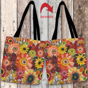 Harvest Snippets Tote Bag
