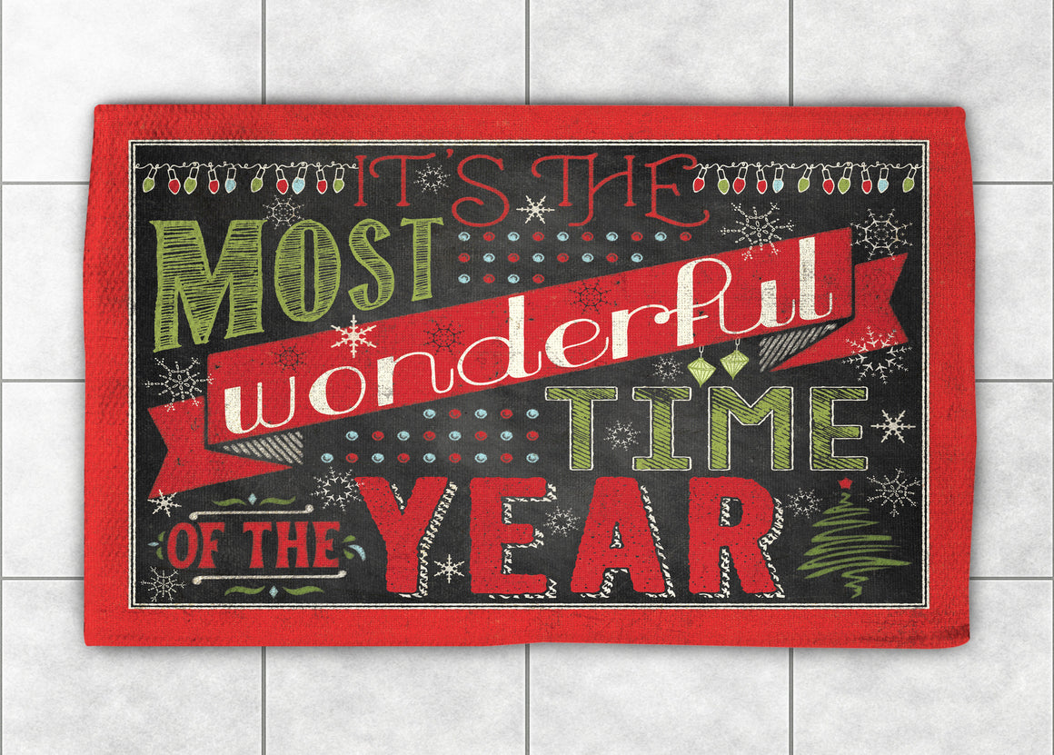 Holiday Talk Accent Rug