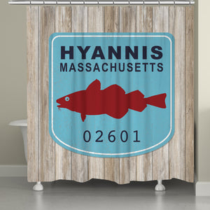 Hyannis Shower Curtain