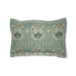 Ikat Beauty Duvet Sham