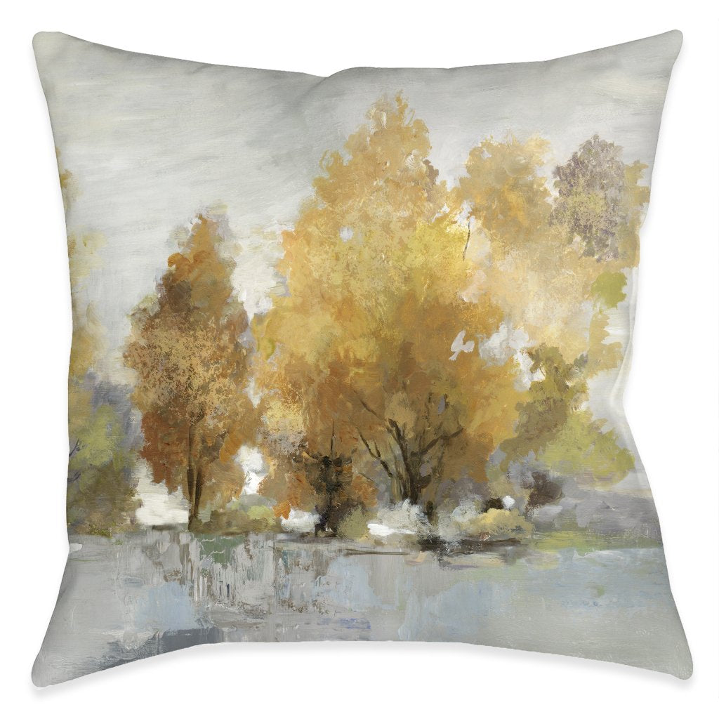 In The Sun Outdoor Decorative Pillow