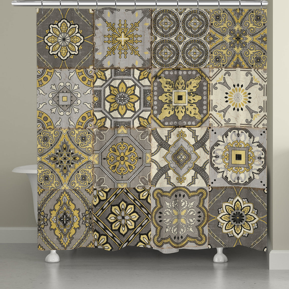 Granada Shower Curtain
