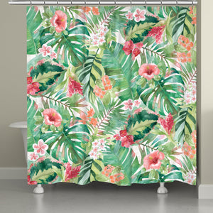 Jungle Fever Shower Curtain