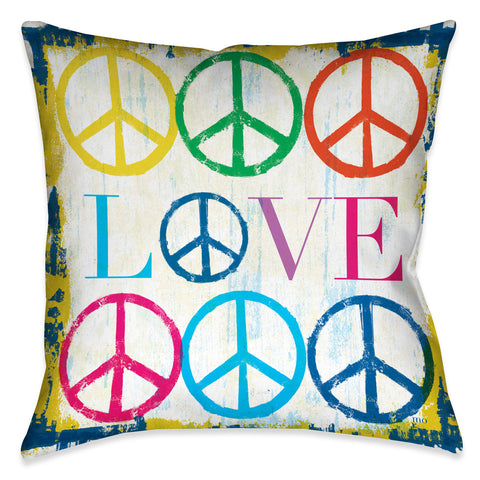 Love Indoor Decorative Pillow