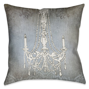 Luxurious Lights II Indoor Decorative Pillow