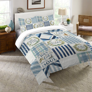 Lakeside Retreat Comforter