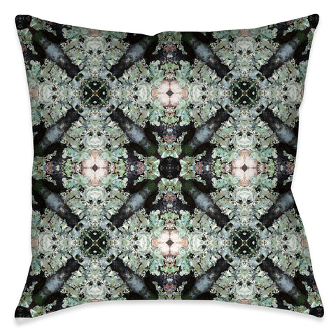Lichen Journey Indoor Decorative Pillow