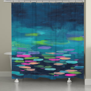 Light Of The Sea Shower Curtain