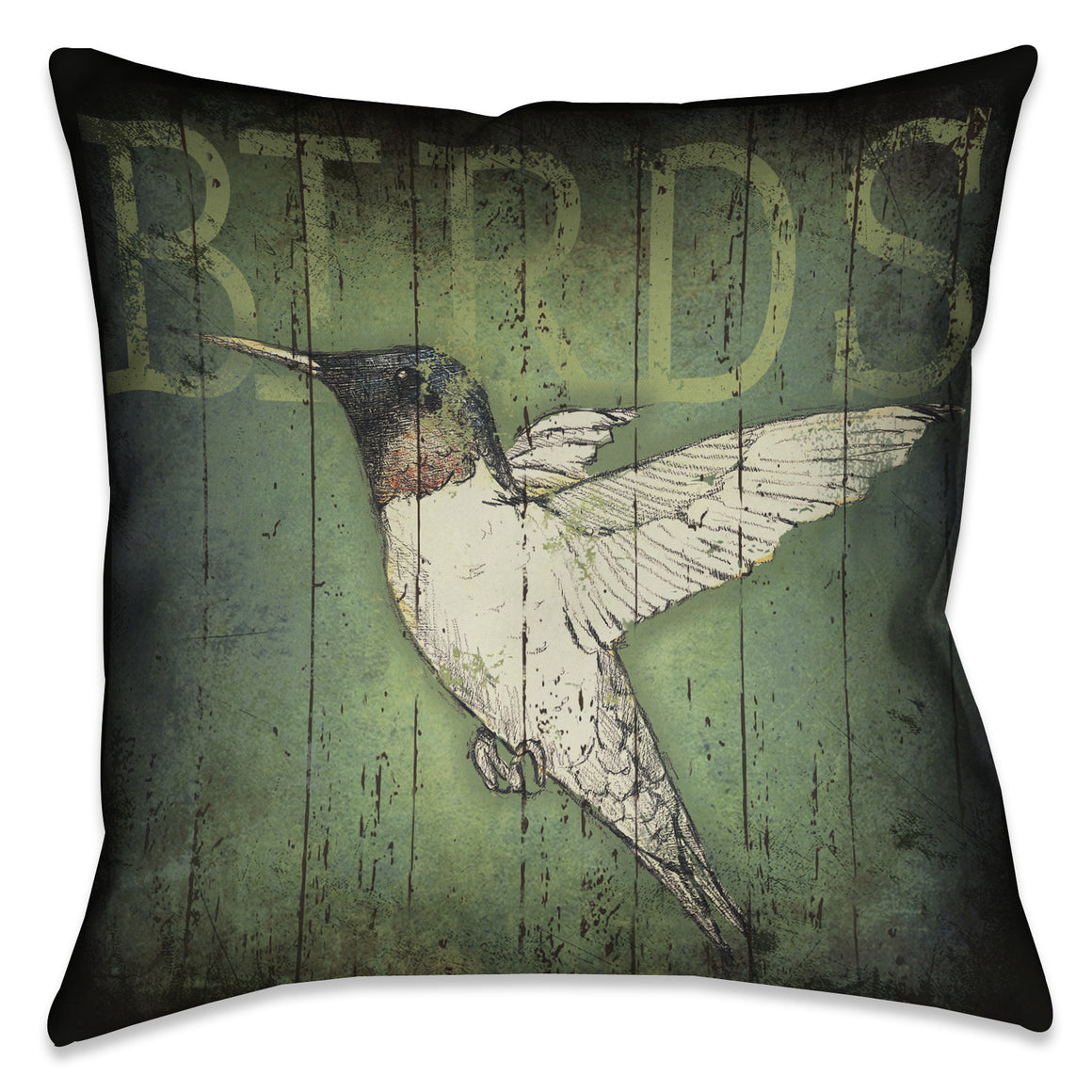 Lodge Bird Indoor Decorative Pillow