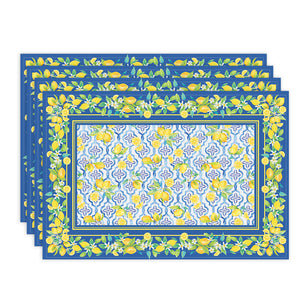 Lovely Lemons Placemats