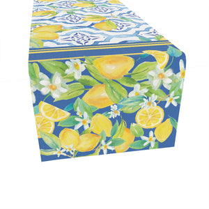 Lovely Lemons Table Runner