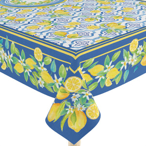 Lovely Lemons Tablecloth