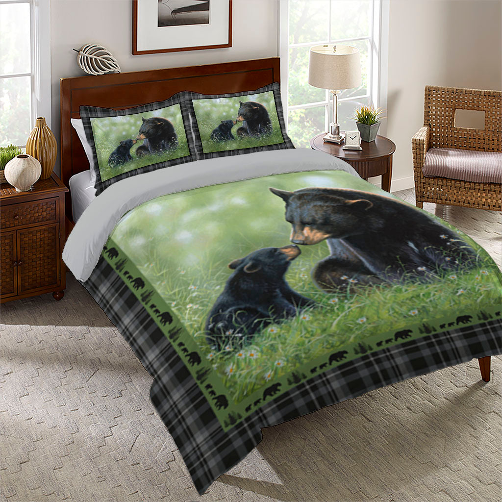 Loving Bears Comforter Set