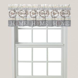 Loving Home Window Valance