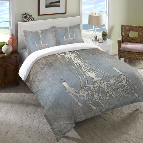 Luxurious Lights Duvet Cover