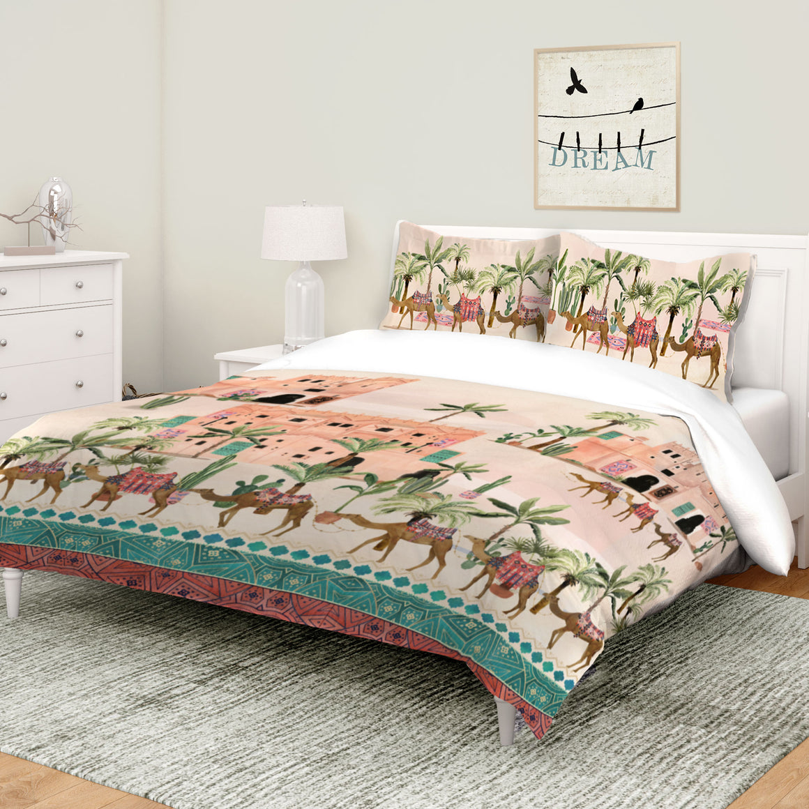 Marrakesh Dream Comforter