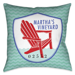 Marthas Vineyard Pillow