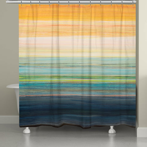 Magic Hour Shower Curtain