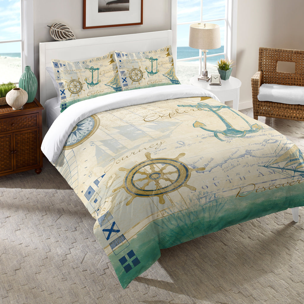 Mariner Sentiment Comforter