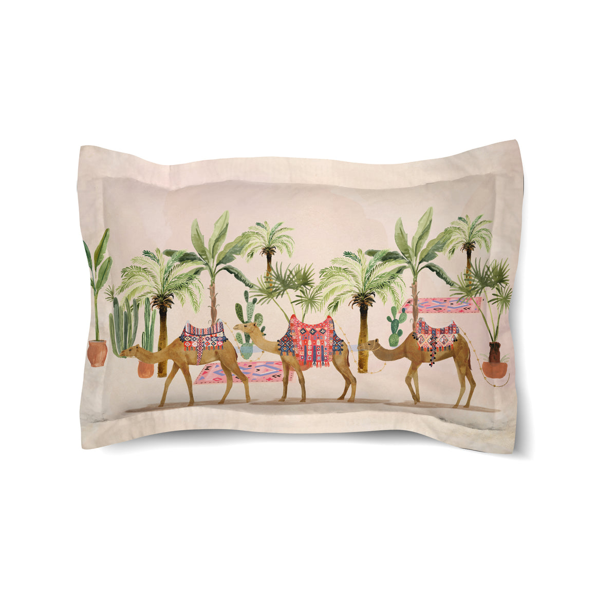 Marrakesh Dream Comforter Sham