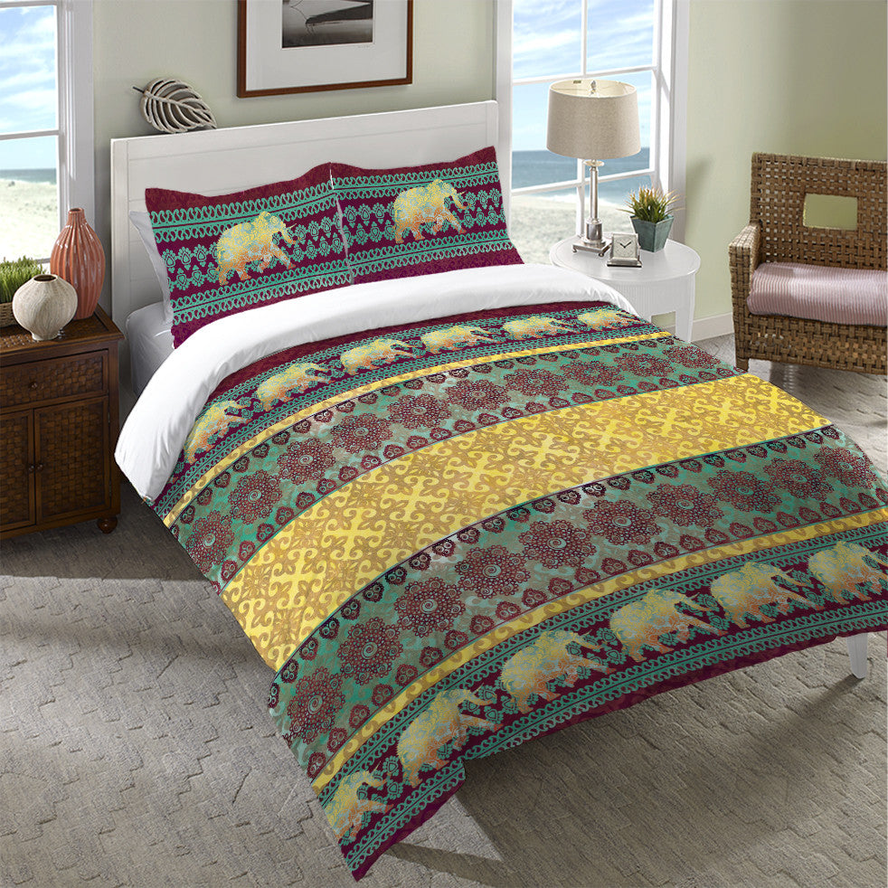 Marrakesh Duvet Cover