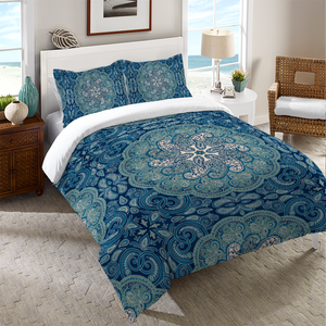 Medallion Duvet Cover