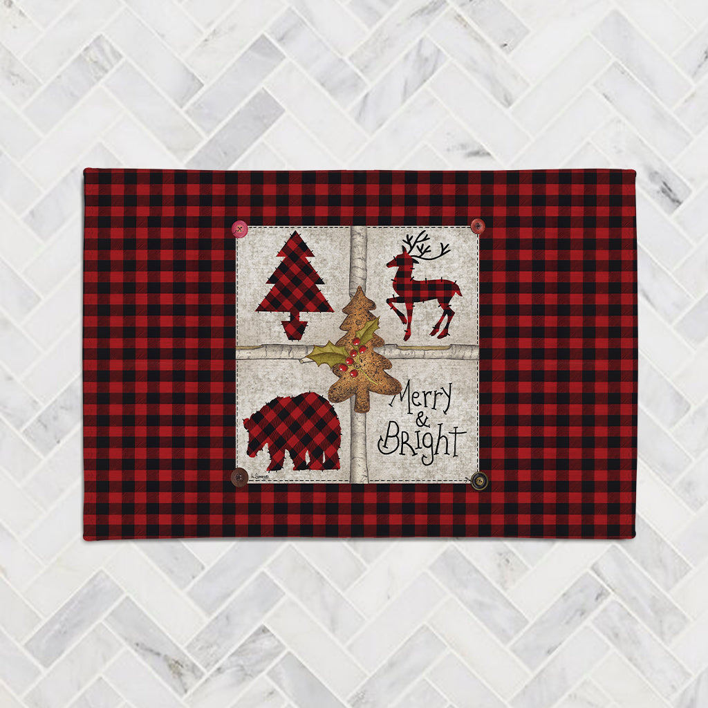 Merry and Bright Accent Rug