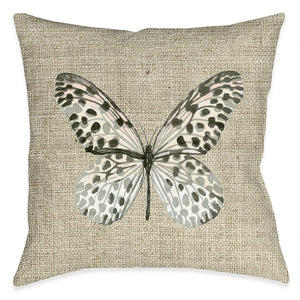 Metamorphosis Outdoor Decorative Pillow
