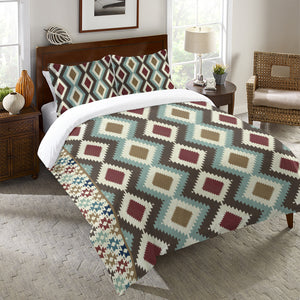 Native Tapestry Duvet Cover