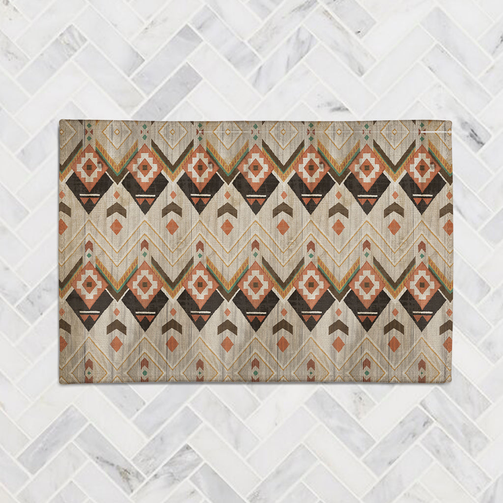 Natural Lodge Accent Rug