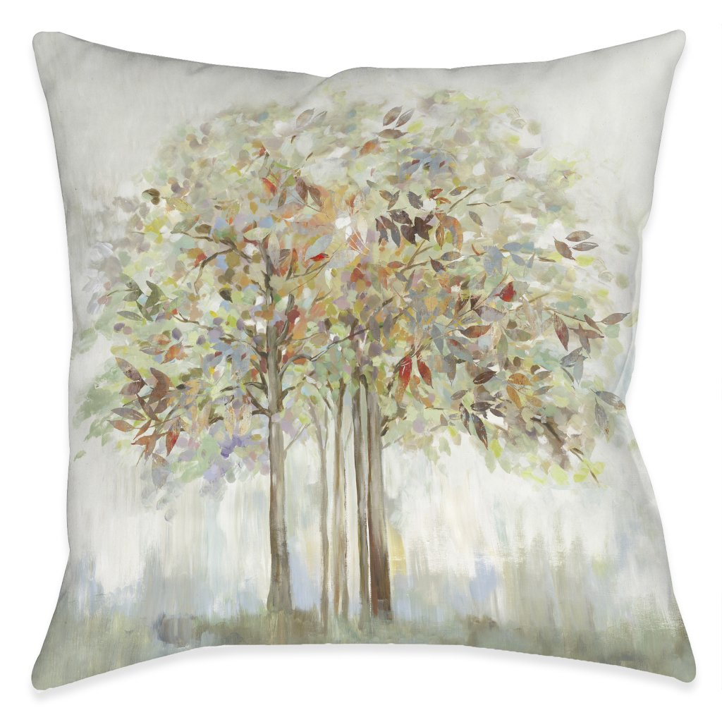 Natures Melody Outdoor Decorative Pillow