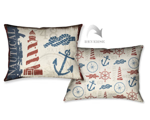 Nautical Master Indoor Decorative Pillow