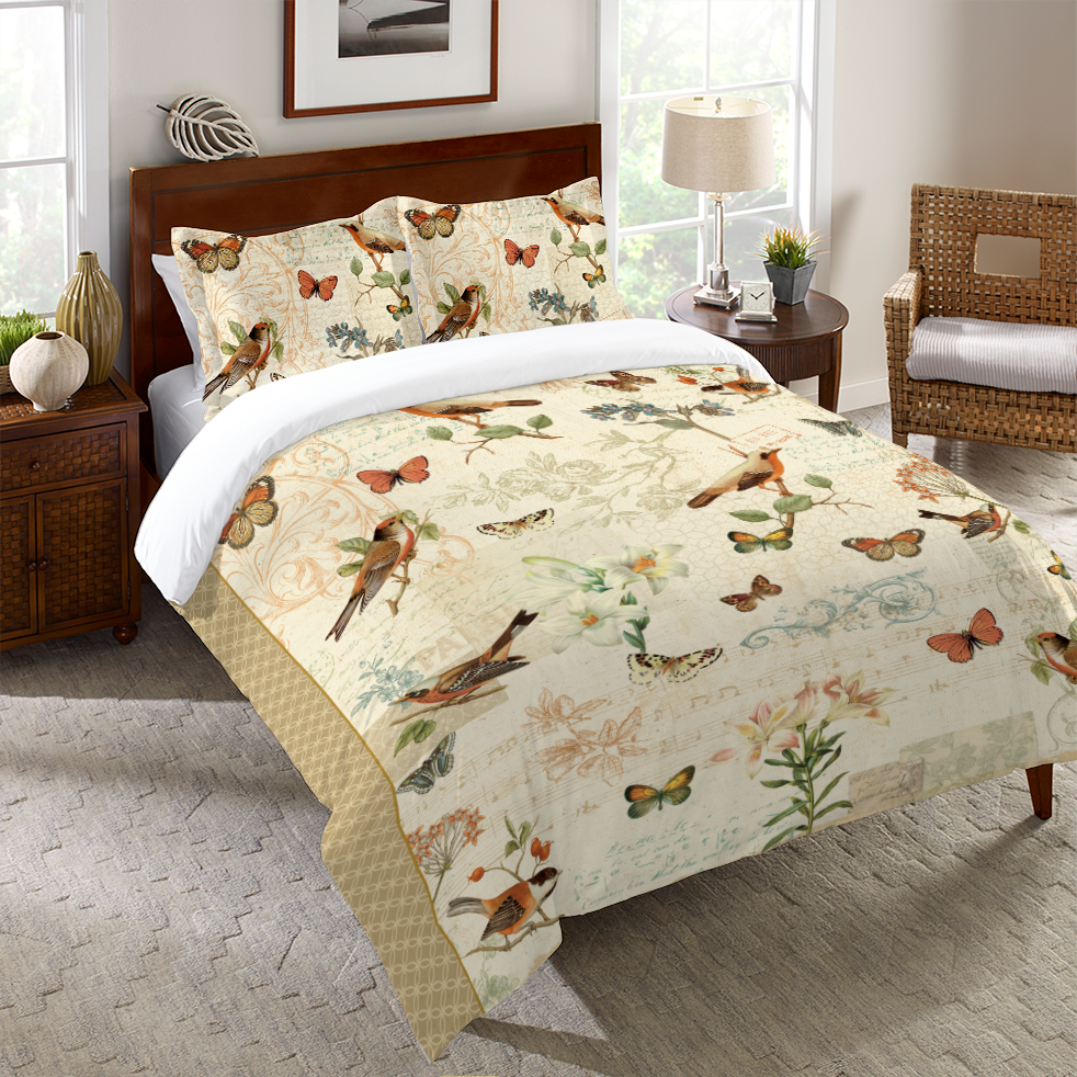 Oak Avenue Duvet Cover