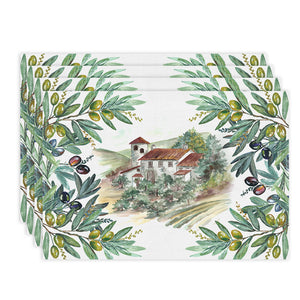 Olive Grove Placemats