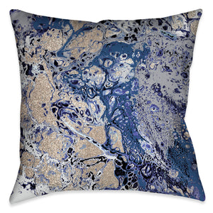Ornate Energy Outdoor Decorative Pillow
