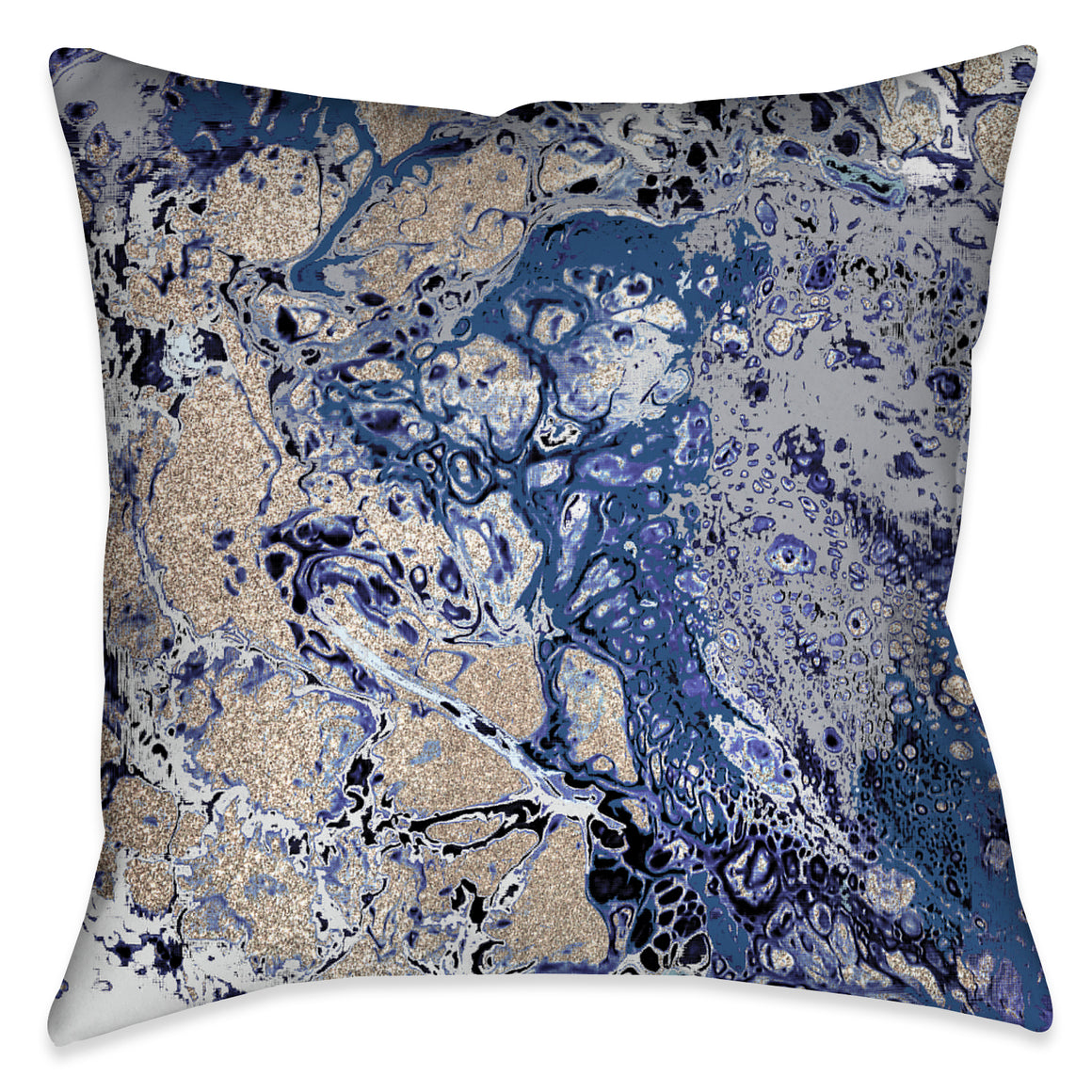 Ornate Energy Indoor Decorative Pillow