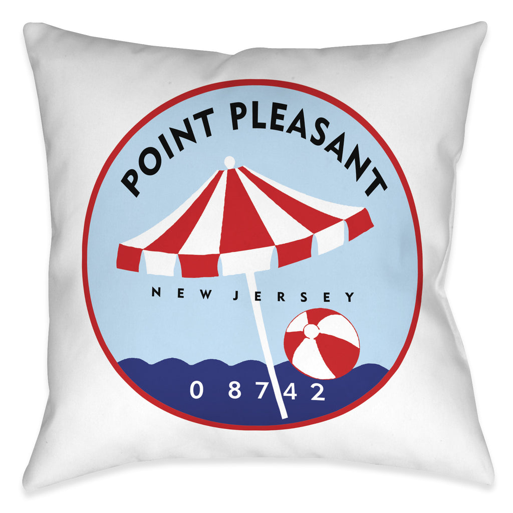 Point Pleasant II Indoor Decorative Pillow