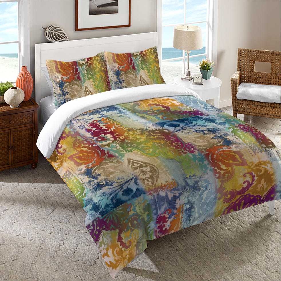 Persian Nights Duvet Cover