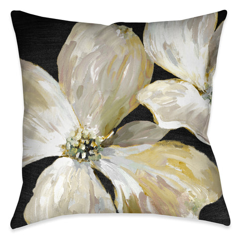 Chic Bloom I Indoor Decorative Pillow