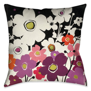 Flower Power Pillow II
