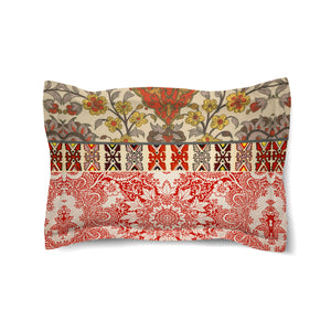 Red Spice Bohemian Tapestry Comforter Sham