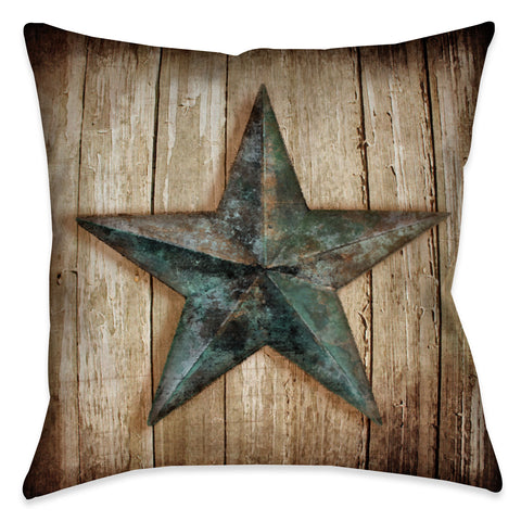 Rodeo Patch Indoor Decorative Pillow
