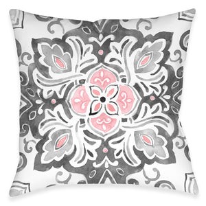 Royal Medallion Indoor Decorative Pillow