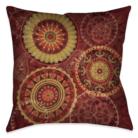 Majestic II Indoor Decorative Pillow