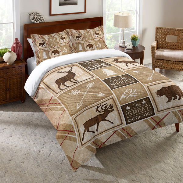 Country Cabin Comforter Laural Home