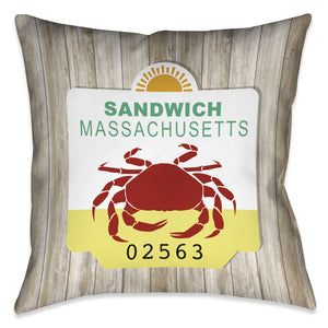 Sandwich Indoor Decorative Pillow