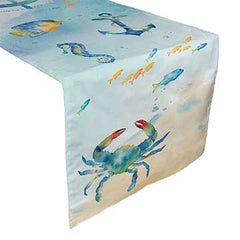 Sea Splash Table Runner