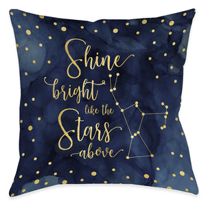 Shine Bright Indoor Decorative Pillow