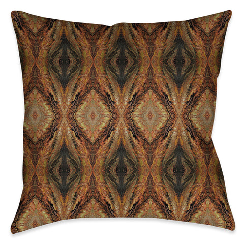 Shining Rain Tree Indoor Decorative Pillow