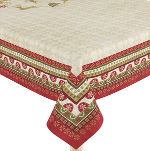 Simply Christmas Tablecloth